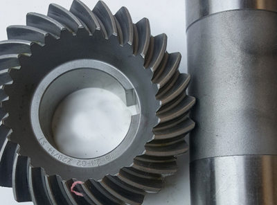 The mining, oil drilling and coal mining spiral bevel gear exports to Congo