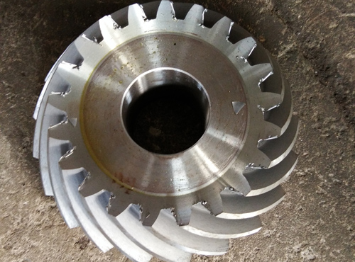 metallurgy bevel gear