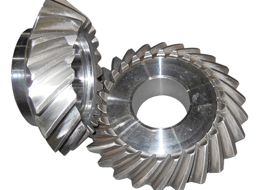 reducer spiral bevel gear