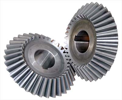 Outside diameter 1200mm straight bevel gear