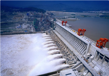 big bevel gear Oil used in Three Gorges Project