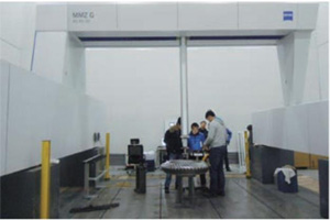 Germany ZEISS three-coordinate precision inspection